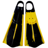 Voit UDT Swimfins - Black/Yellow - XL