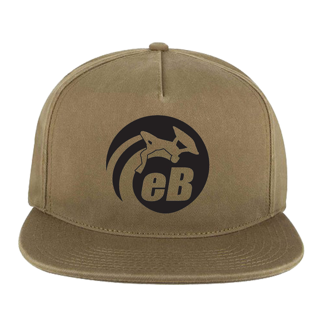 Launch Baseball Flat Bill Hat