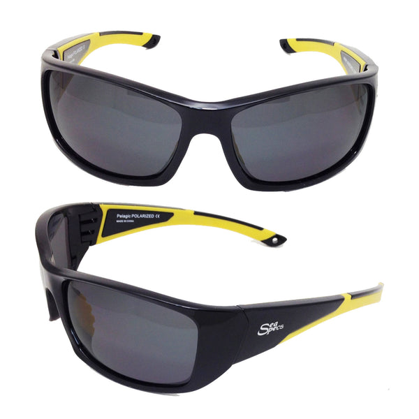 Seaspecs aFloat Pelagic Floating Sunglasses - Black