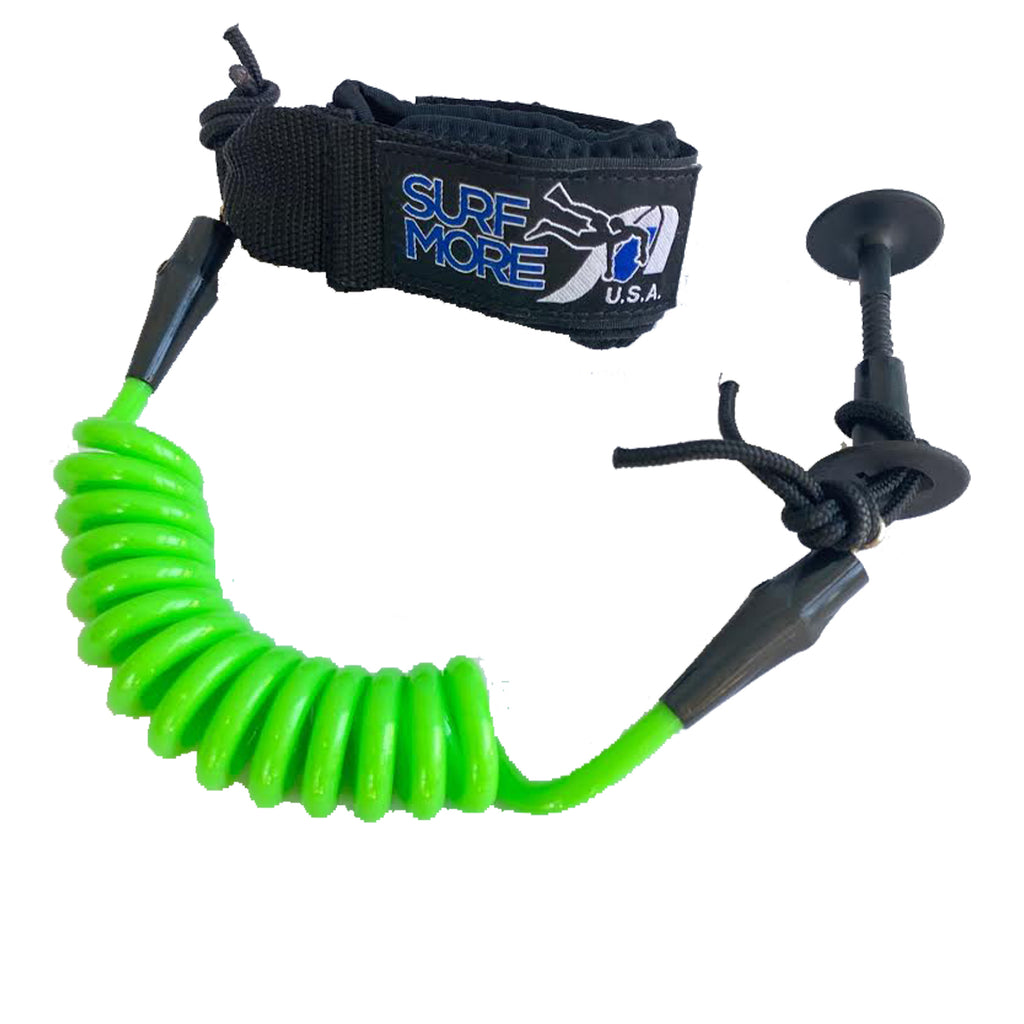 XM Hawaiian Pro Coil Wrist Leash