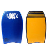 "Morey Bodyboards Mini Boogie 21"" - Blue / Black / Orange"