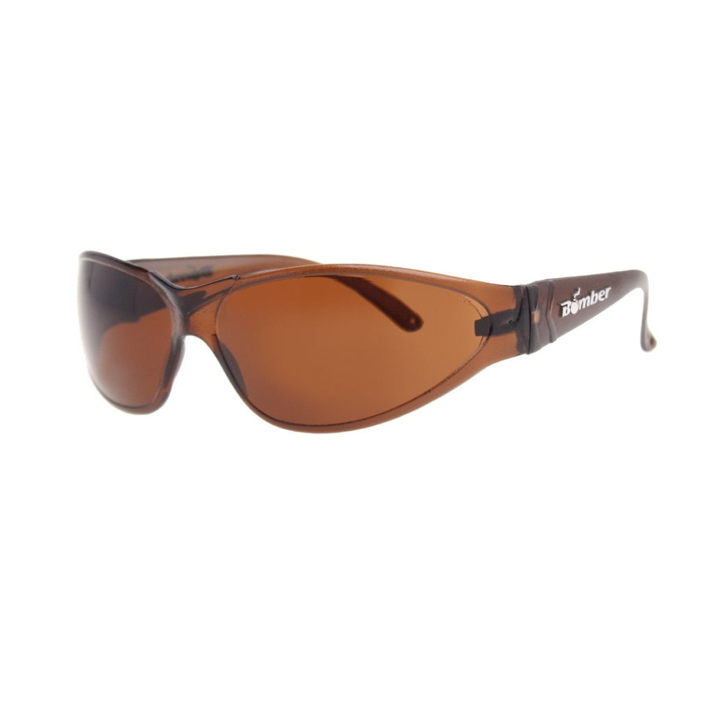 Bomber Sunglasses - X Bombs Mirror Safety
