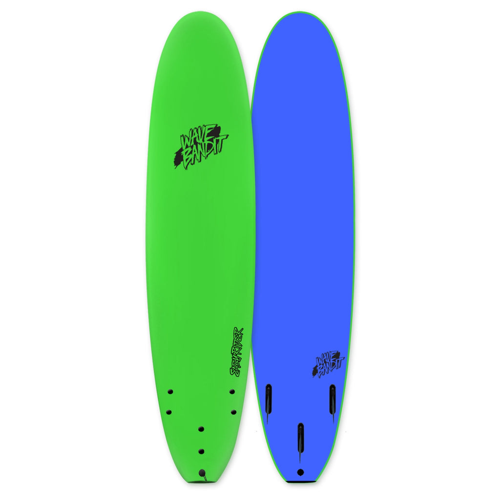Catch Surf Wave Bandit Easy Rider 7', 8', or 9' Soft Surfboard