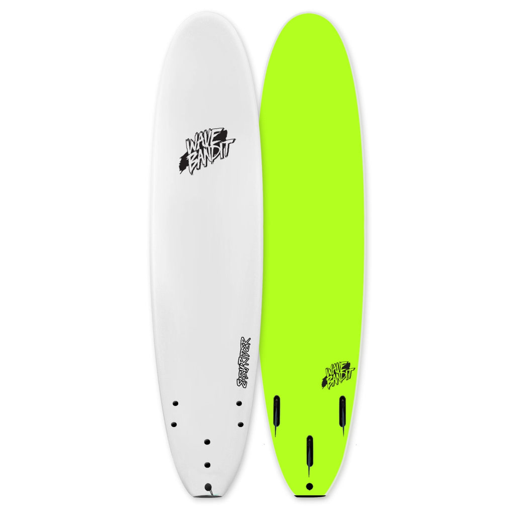 "Catch Surf Wave Bandit EZ Rider 8'0"" - White"