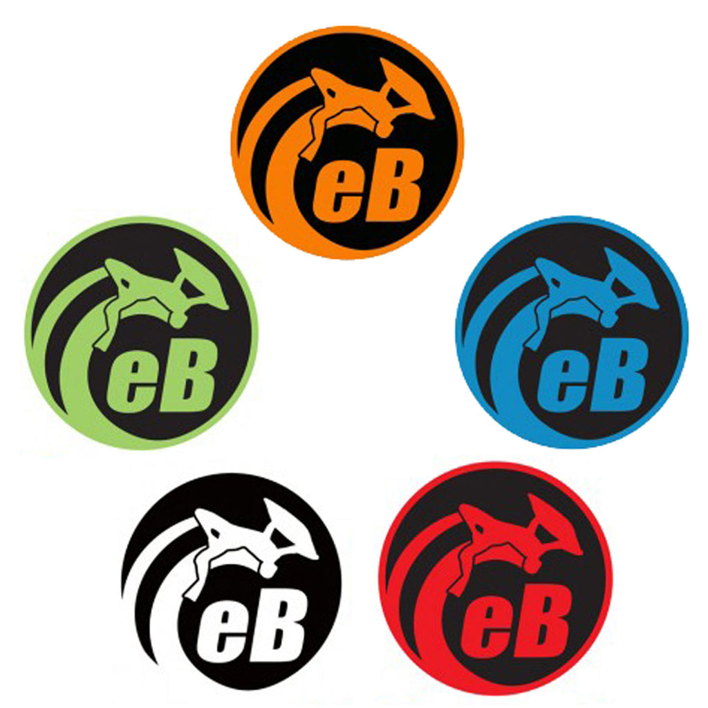 eBodyboarding.com Eclipse Bodyboarding Sticker