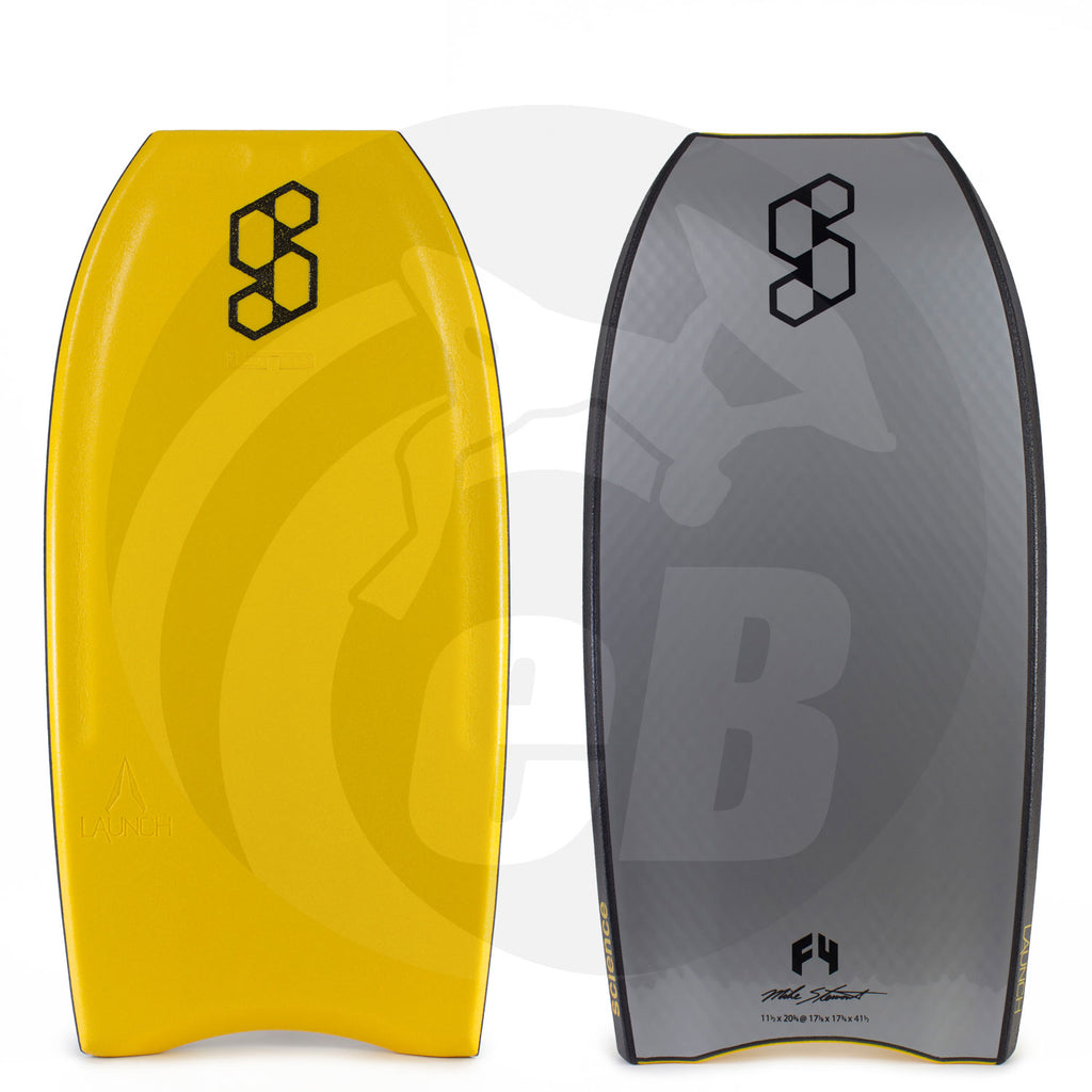 Mike Stewart Science Launch LTD Bodyboard