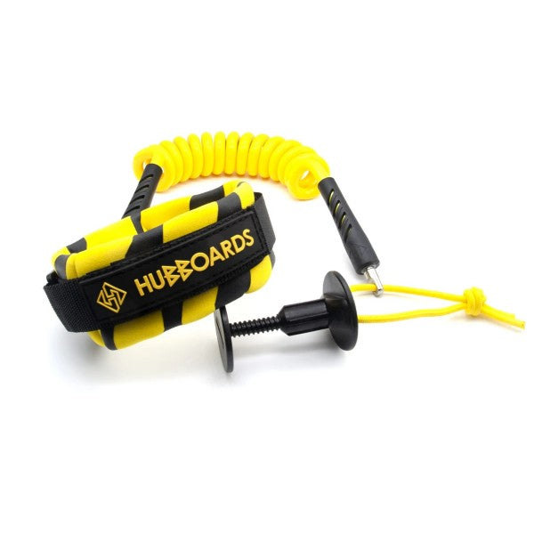 Hubboards Big Wave Bodyboarding Bicep Leash
