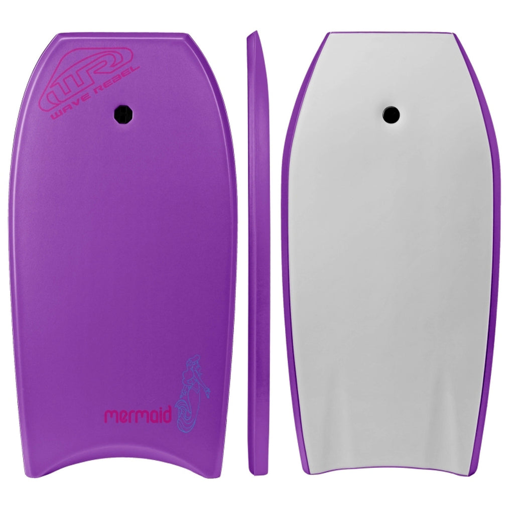 Wave Rebel Mermaid Bodyboard CT