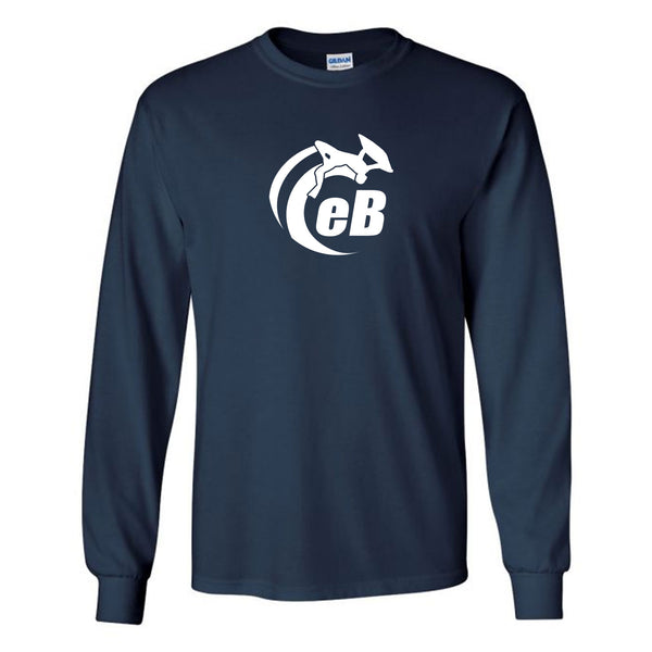 eBodyboarding Long Sleeve T-Shirt Launch Out