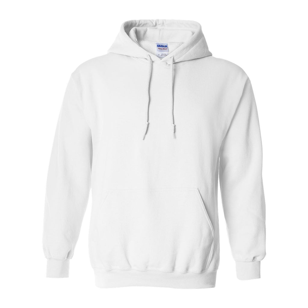 Pullover Hooded Sweatshirt Cotton/Polyester