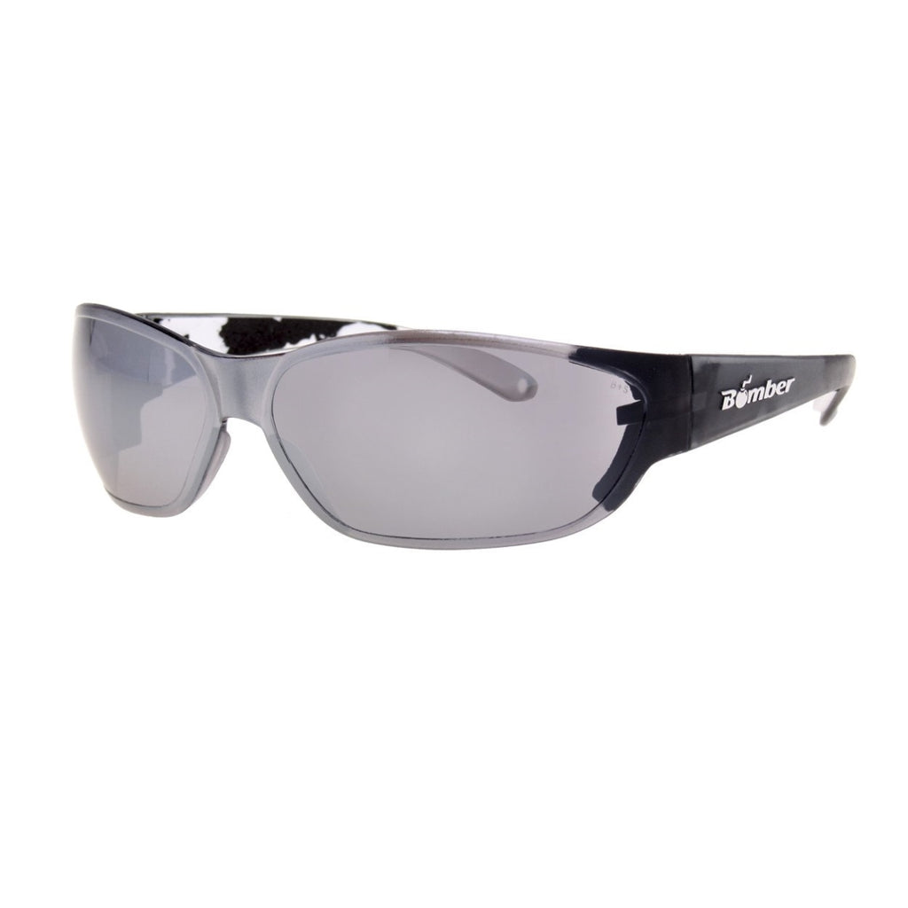 Bomber Sunglasses - H Bombs Mirror Safety W/ Foam