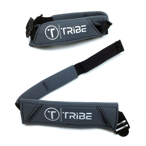 Tribe Heel Pad Fin Cinch - Small - Grey