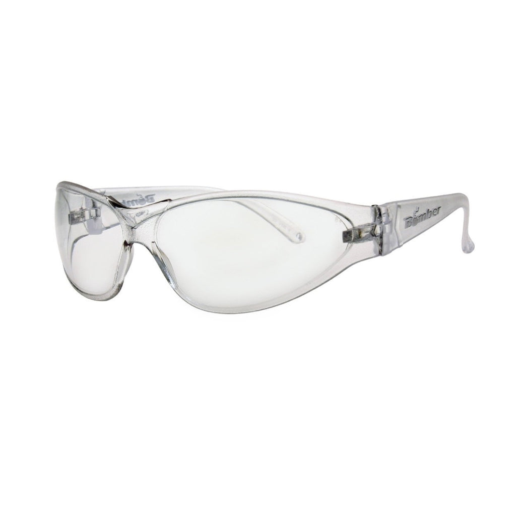 Bomber Sunglasses - X Bombs Clear Safety