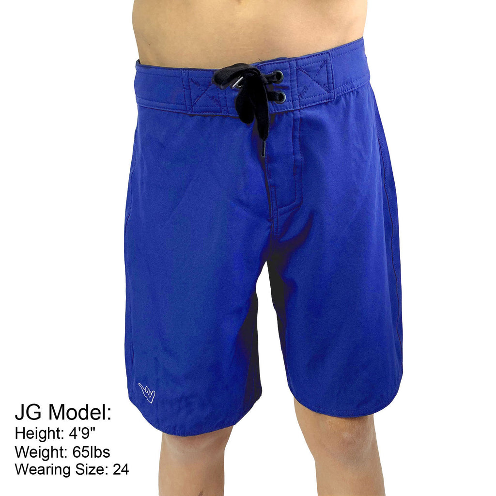 Boys and Mens Junior Guard Boardshort Swim Trunks