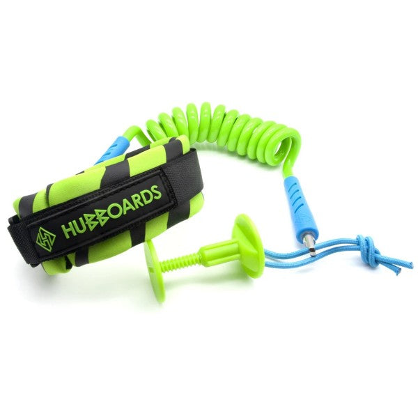 Hubboards Comp Bodyboarding Bicep Leash