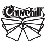 Churchill Sticker - White