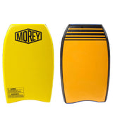 "Morey Bodyboards Mini Boogie 21"" - Yellow / Black / Orange"