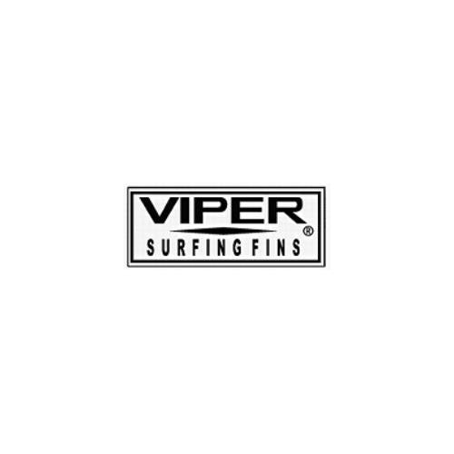 Viper Surfing Fins Sticker