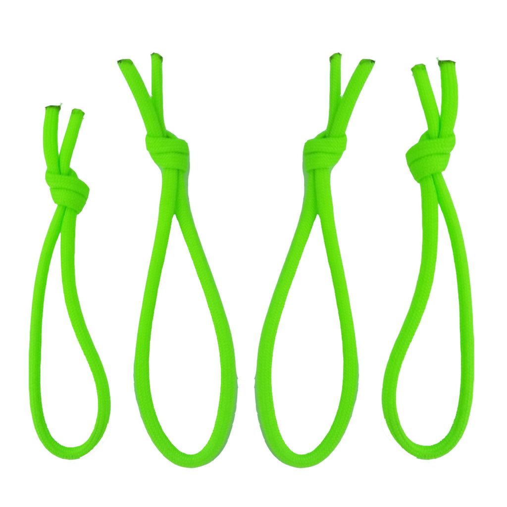 Leash String Cord for Surfboard, Longboard, SUP & Bodyboard- 4 Pack