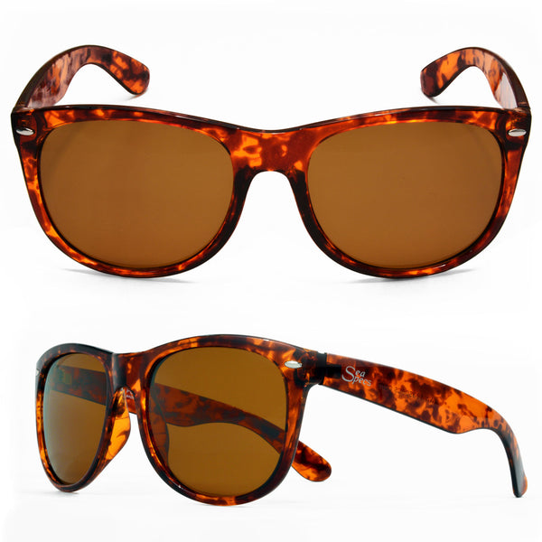 Seaspecs Sunglasses - Cruzer Medium Tortoise