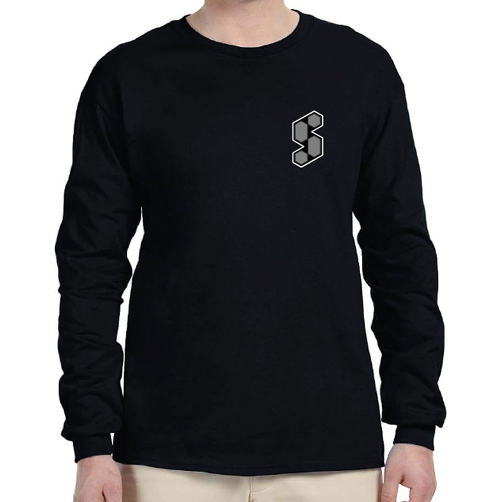 Mike Stewart Science Long Sleeve Bodyboarding t-Shirt