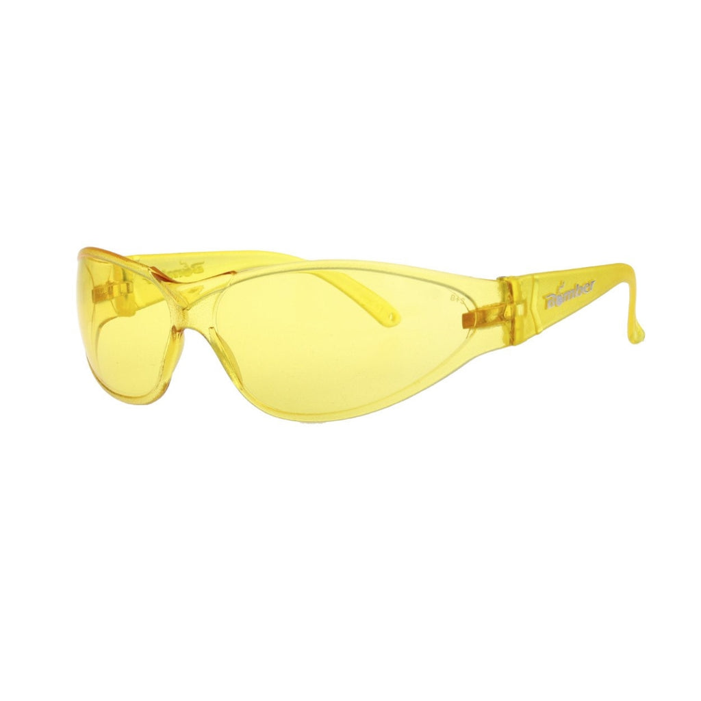 Bomber Sunglasses - X Bombs Yellow Safety