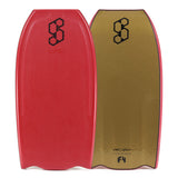Mike Stewart Science Launch LTD Quad Vent High Volume Flat Bat Tail Bodyboard