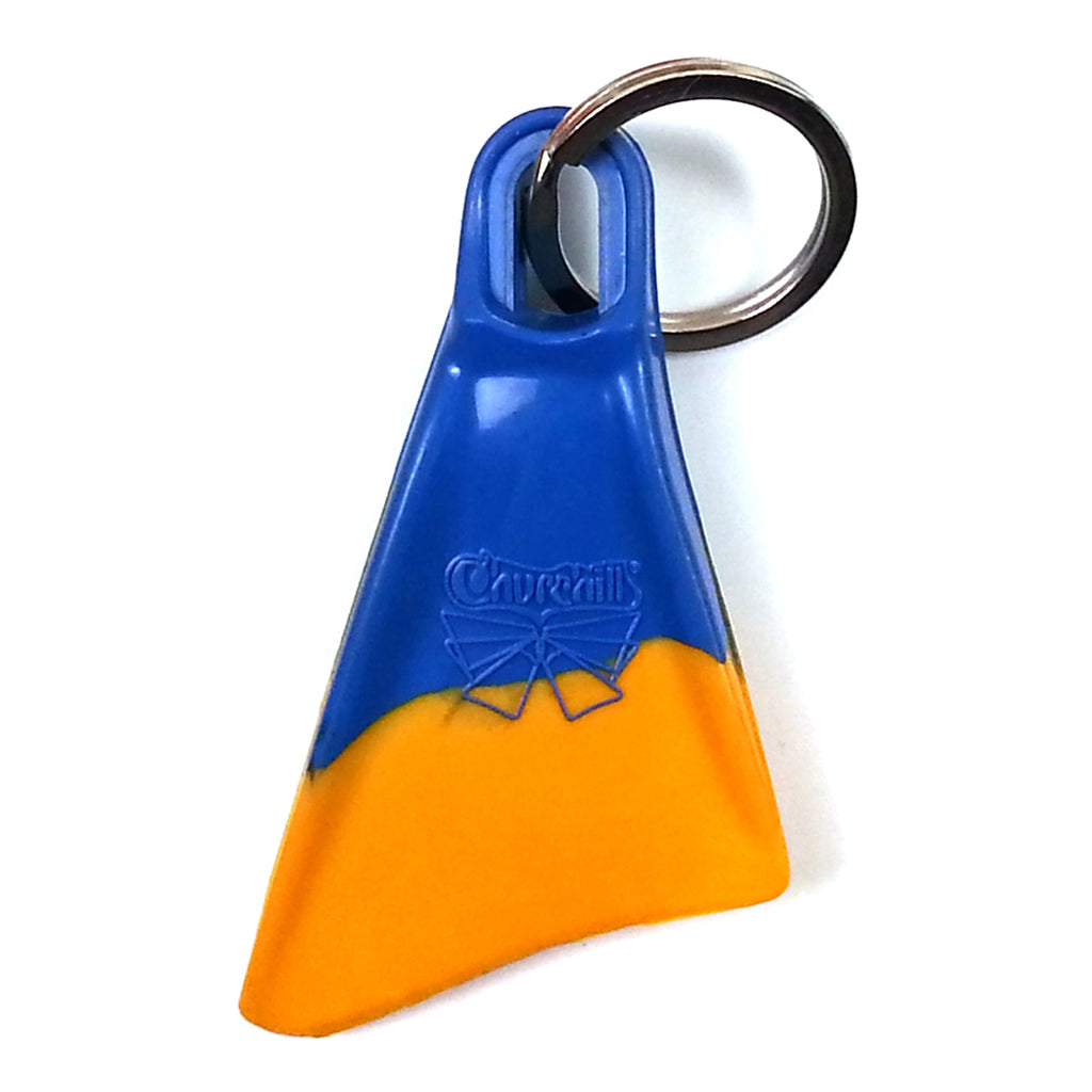 Churchill Makapuu Swimfins Key Chain - Makapuu