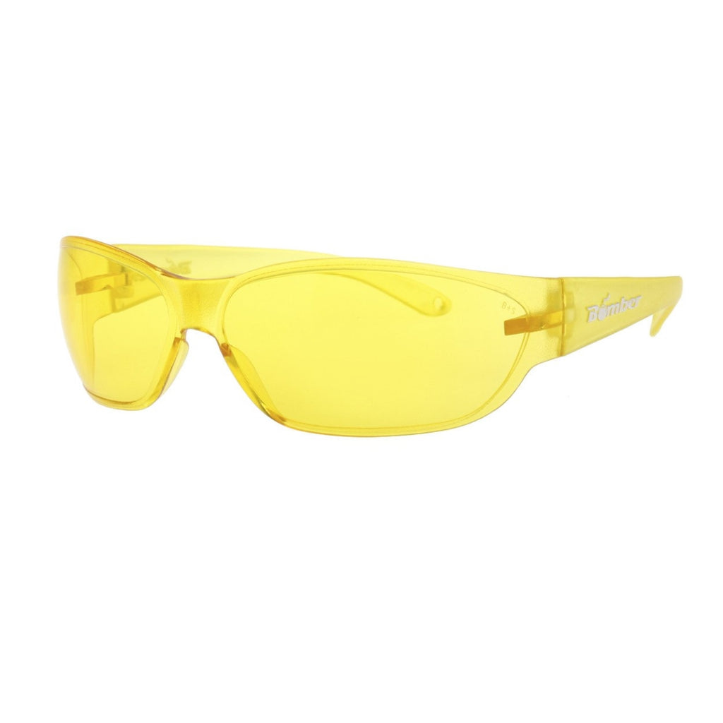 Bomber Sunglasses - H Bombs Yellow Safety