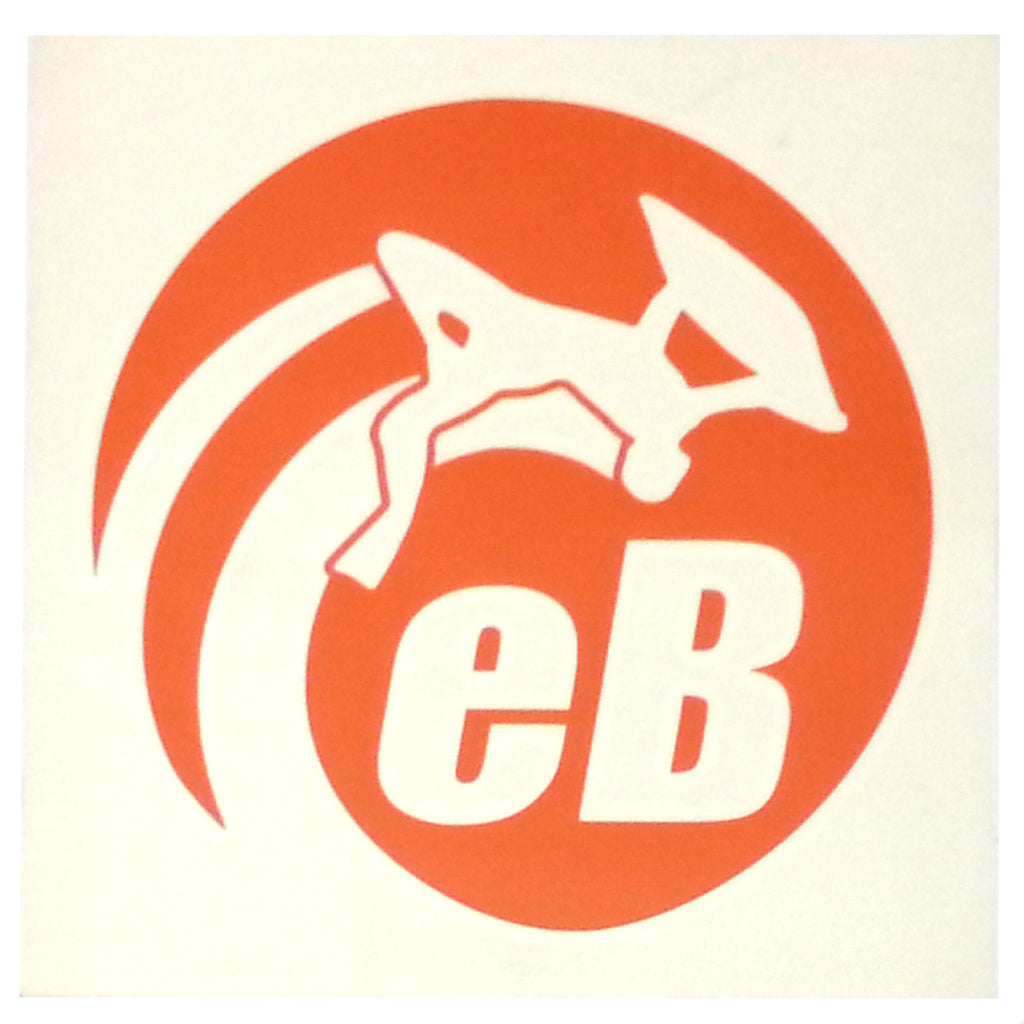 "eBodyboarding.com 6"" Sticker - OR"