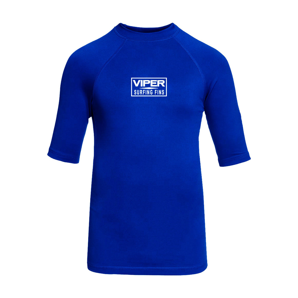 Viper Swimfin Short-Sleeve Rashguard