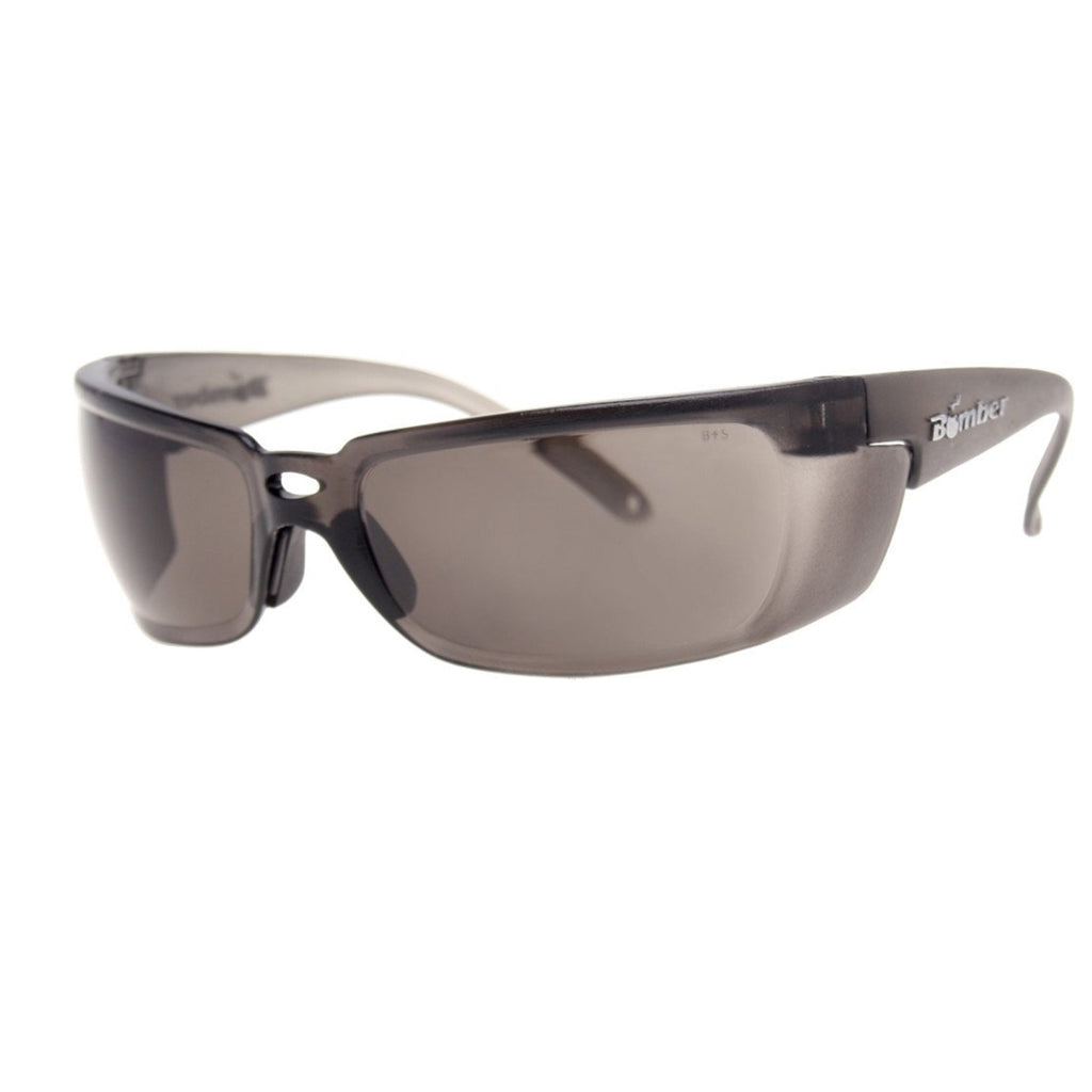 Bomber Sunglasses - Z Bombs Smoke Safety