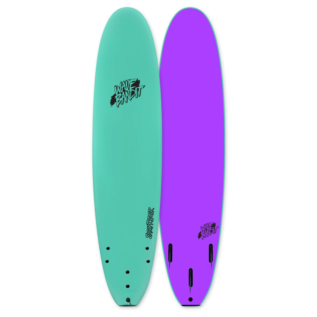 "Catch Surf Wave Bandit EZ Rider 8'0"" - Turquoise"