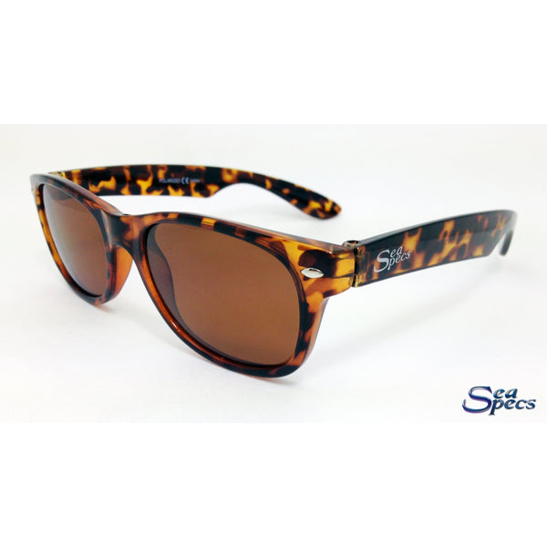 Seaspecs Cruzer Tortoise Shell - Small to Medium