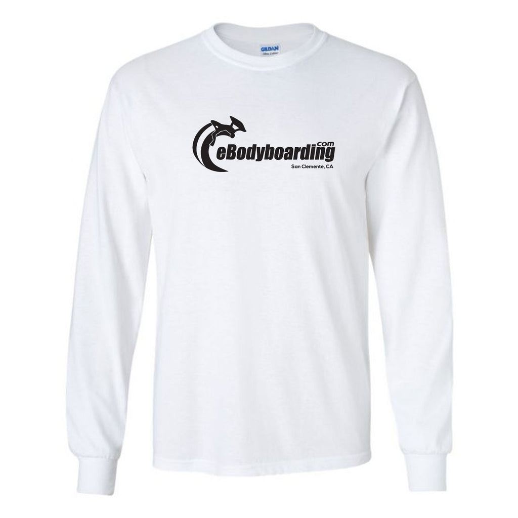 eBodyboarding Long Sleeve T-Shirt Cotton/Polyester