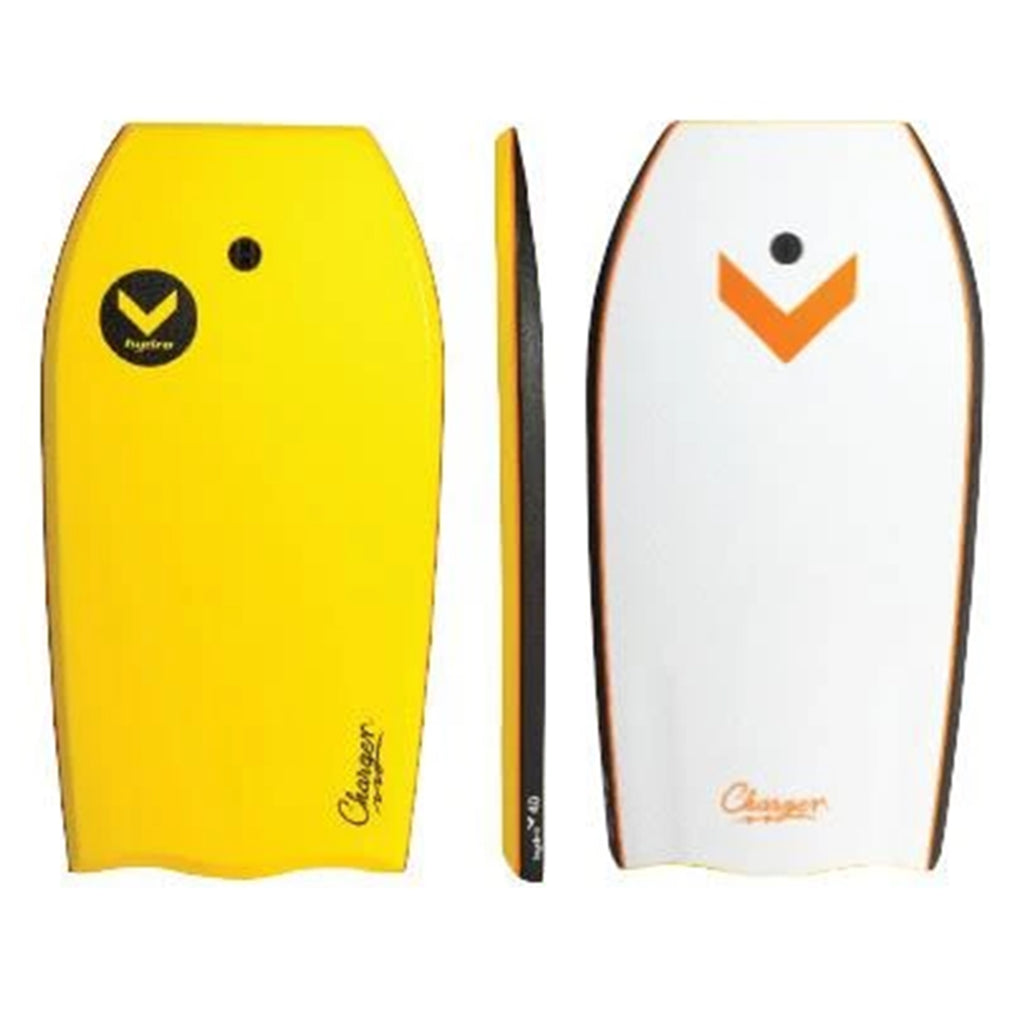 Hydro Charger EPS Bodyboard with leash
