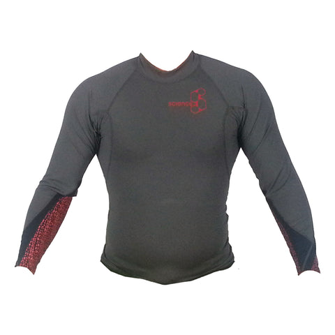 Mike Stewart Science Rashguard - Grey
