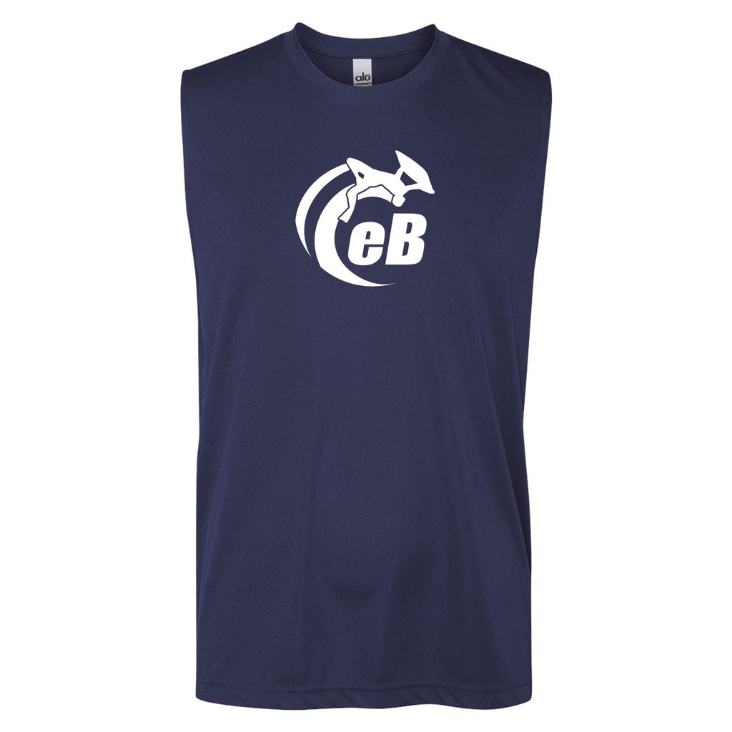 eBodyboarding Launch Out Surf Tank Top 100% Polyester dry-wicking