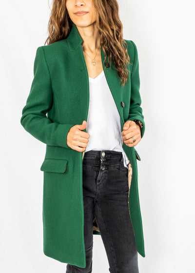 Closed Pure Pori Jacket in Green