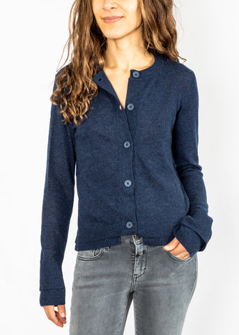 Inhabit Duff Cardigan in Night