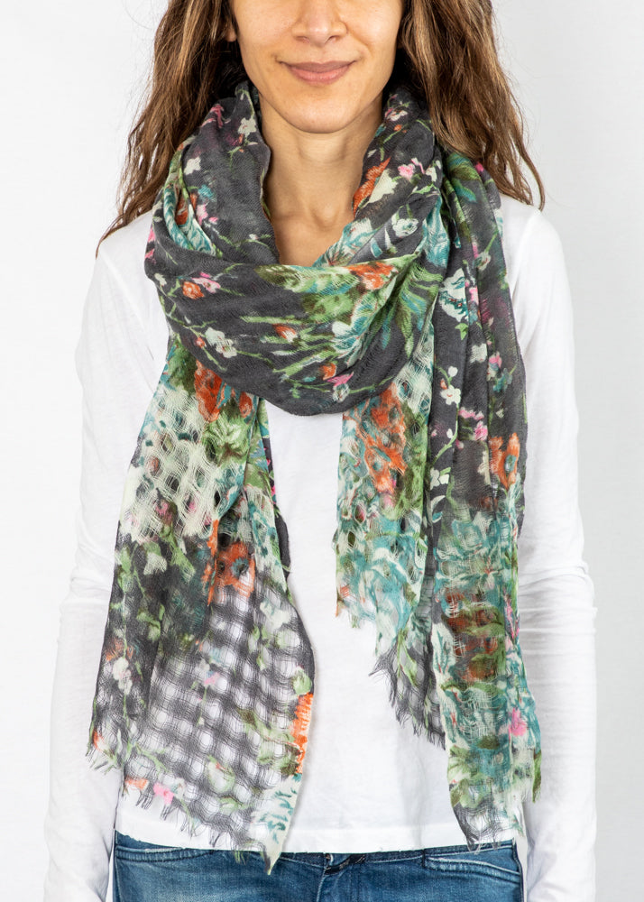 Epice Scarf in Floral