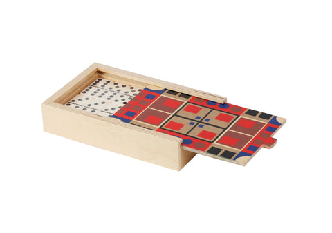 Wolfum Domino Set in Alexander