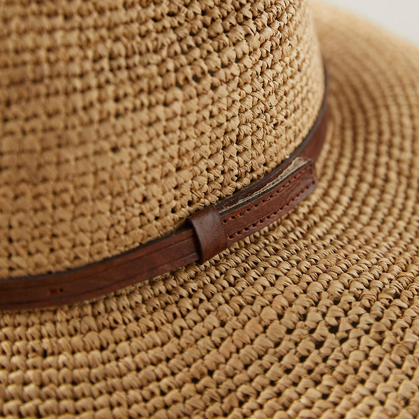 IBELIV Safari Hats in Tea