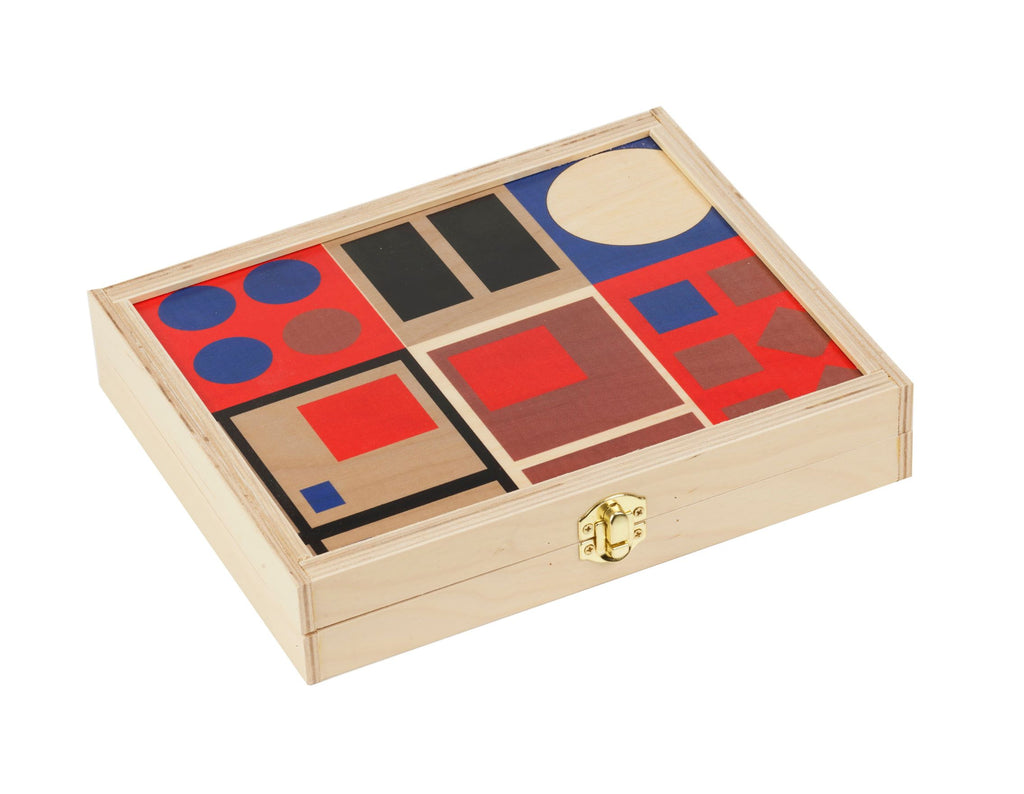 Wolfum Travel Backgammon Set in Alexander