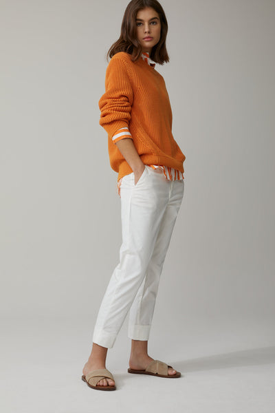 Closed Stewart Pants in White