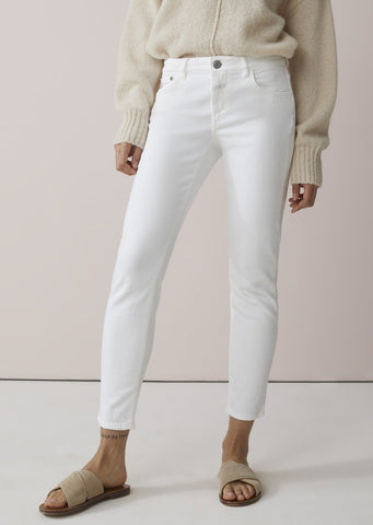 Closed Baker Jeans in Clean White
