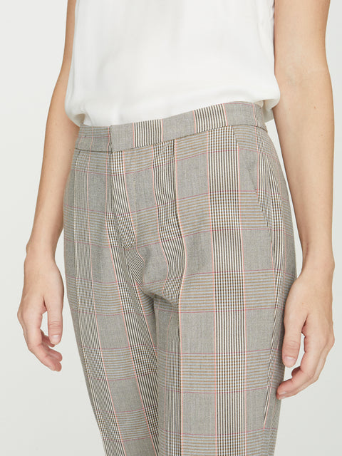 Brochu Walker Gwinn Pant in Petra Plaid