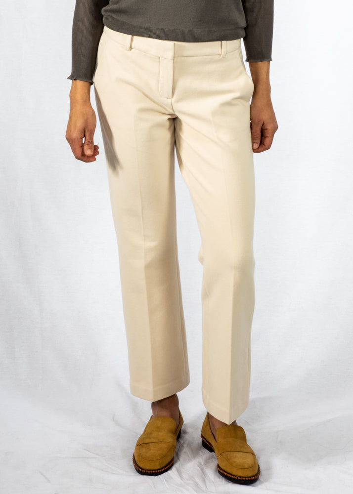 Ciroclo Flared Pants in Agnello
