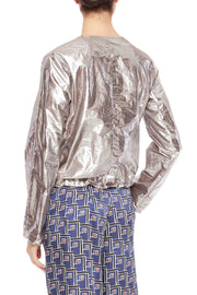 Maliparmi Shiny Jacket