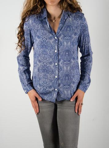 Leylie Guilda Shirt in Paisley